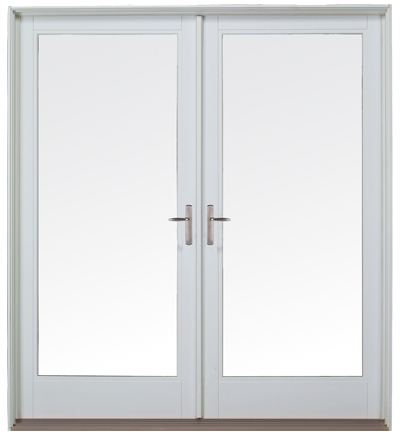 French out swing patio door wood vinyl fiberglass for In swing french patio doors