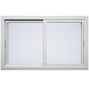 Quiet Line Noise Reduction Horizontal Slider Windows