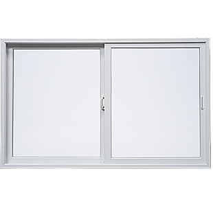 Ultra Series Horizontal Slider Fiberglass Windows