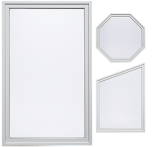 Picture Fiberglass Picture Window