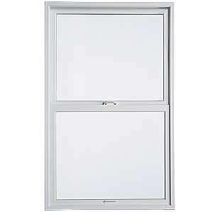 Single Hung Fiberglass Windows