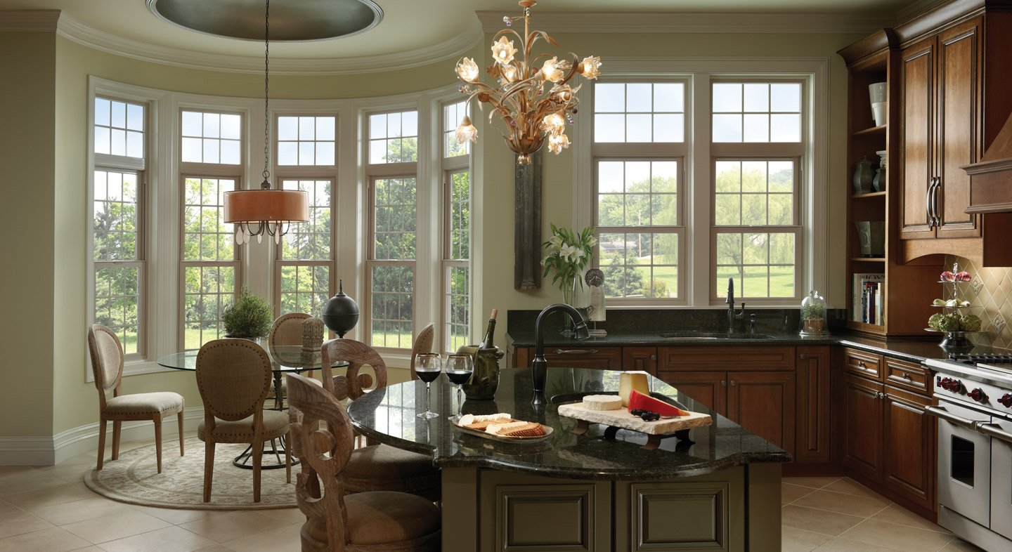 Premium Vinyl Windows Tuscany Series Milgard