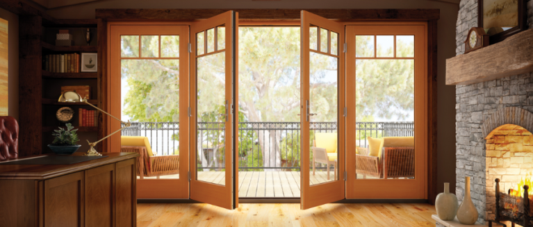 The latest in swinging french patio doors is now available for In swing french patio doors