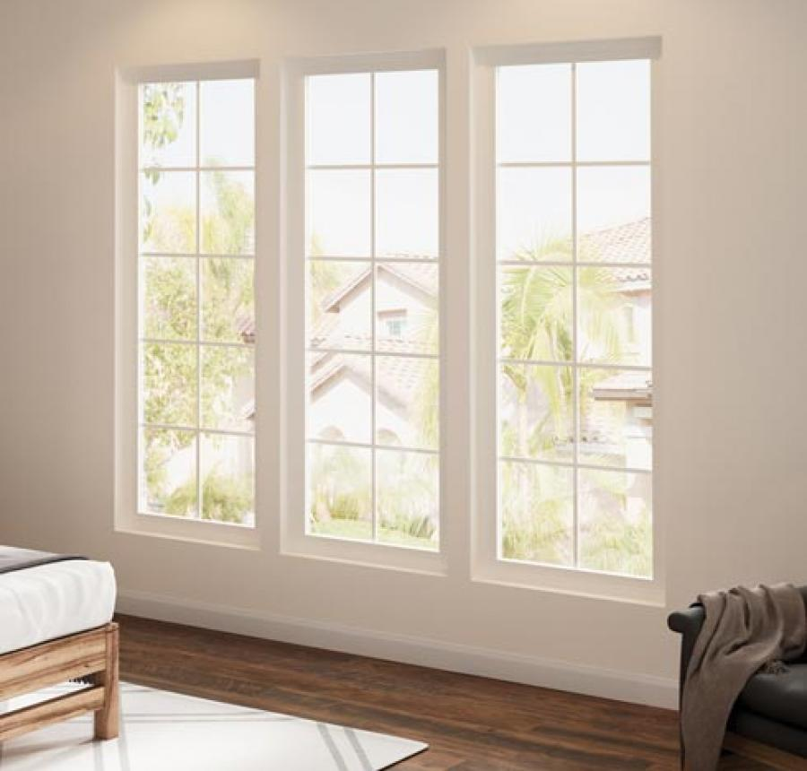Trinsic Series vinyl windows