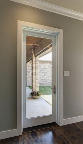 Ultra Series out-swing patio door