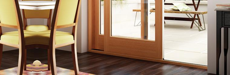 Essence Series - Sliding Doors by Milgard