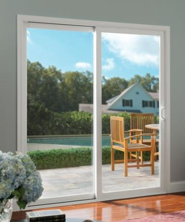 New Construction Vinyl Patio Doors Montecito Series Milgard