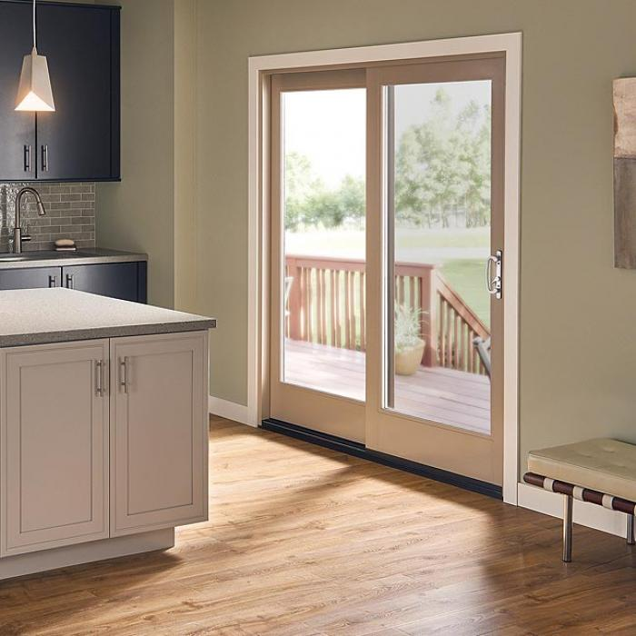 Sliding Patio Doors Wood Vinyl Fiberglass Amp Aluminum