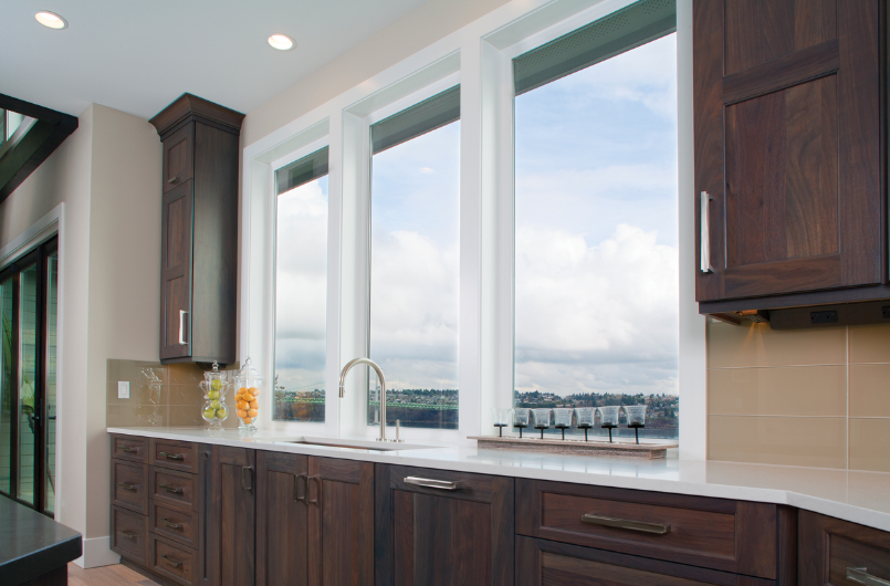 Energy Efficient vinyl windows