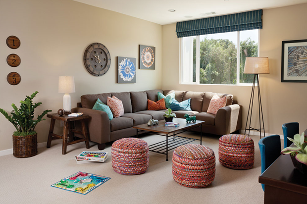 Match your window treatment to your home style