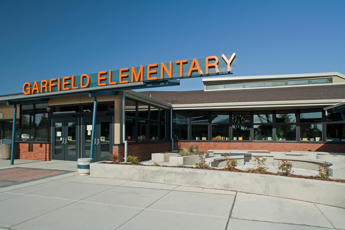 Replacement Windows Enhance A School Remodeling Project